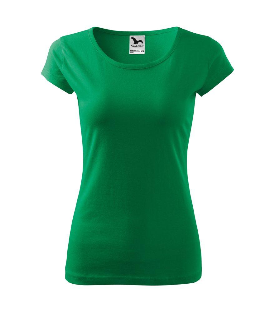 Adler Dámske tričko Pure - Středně zelená | M