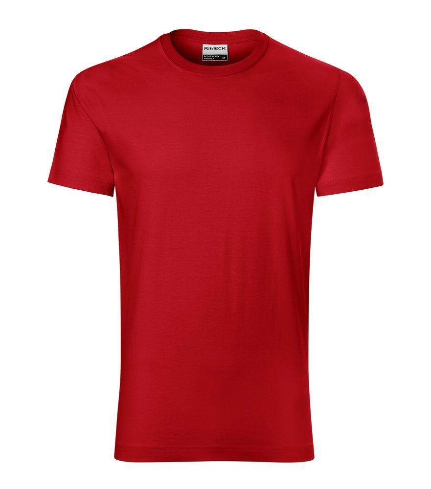 Adler Pánske tričko Resist - Červená | M