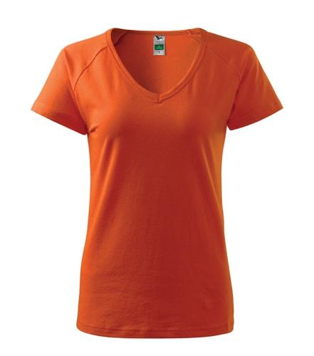 Adler Dámske tričko Dream - Oranžová | M