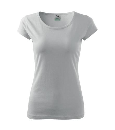 Adler Dámske tričko Pure - Bílá | M