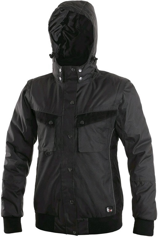 Canis Dámska zimná bunda 2v1 CXS IRVINE - XL