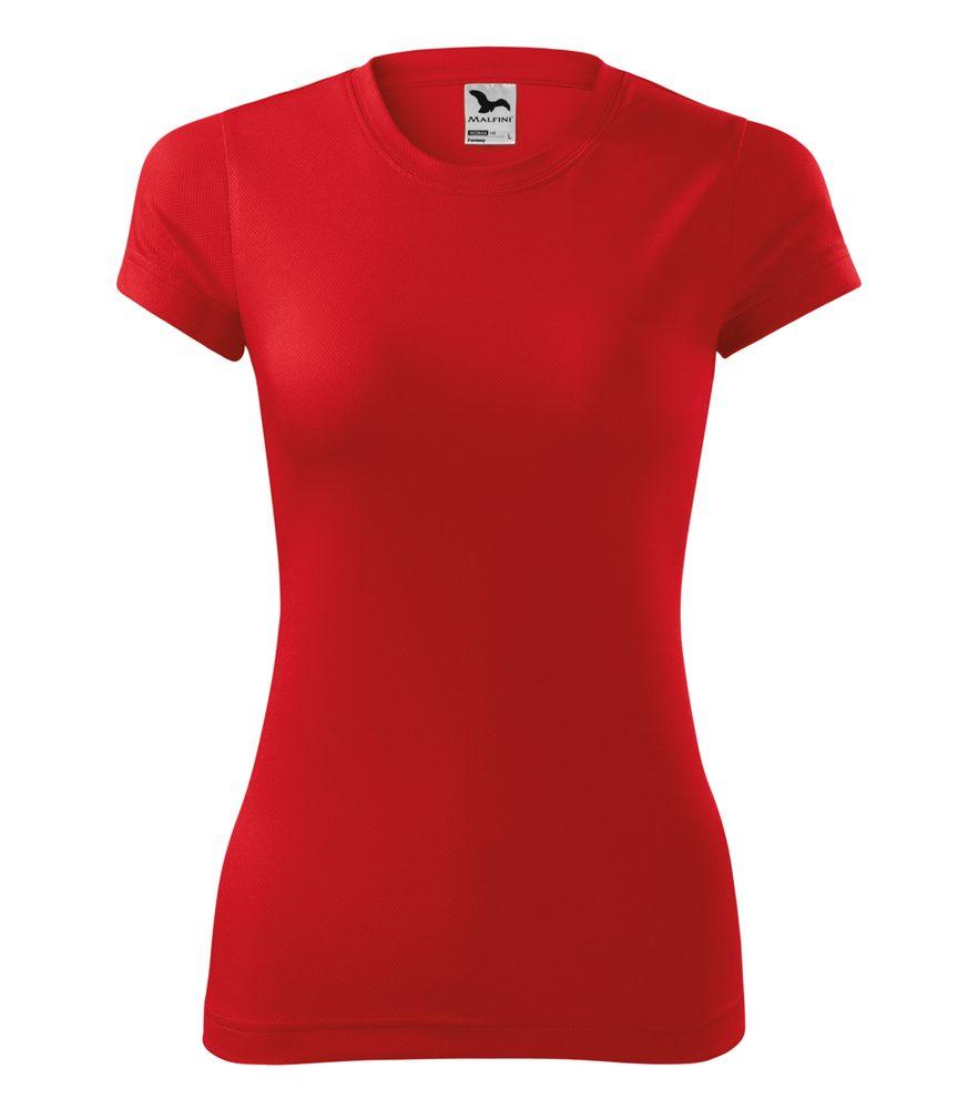 Adler Dámské tričko Fantasy - Červená | M