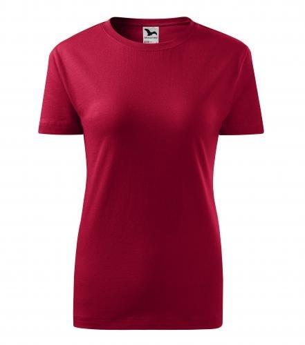 Adler Dámske tričko Basic - Marlboro červená | S