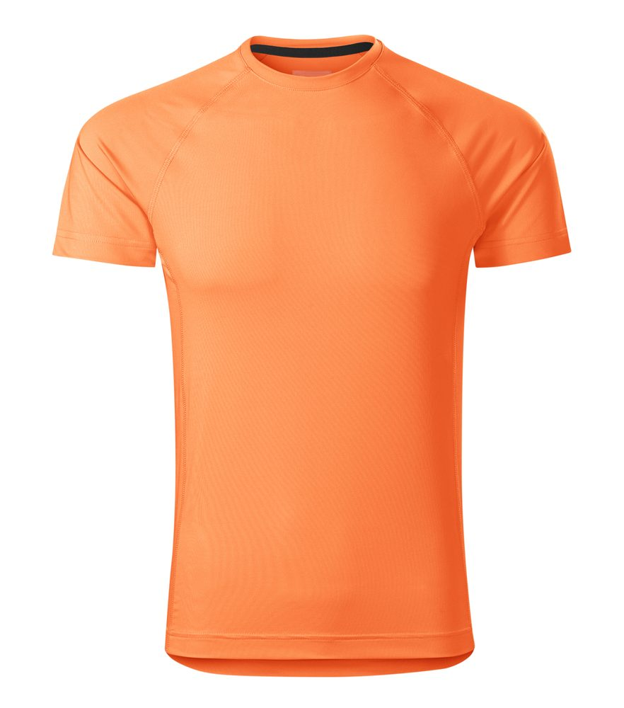 Adler Pánske tričko Destiny - Neonově mandarinková | L