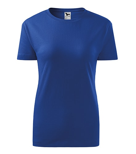 Adler Dámske tričko Classic New - Královská modrá   XXL