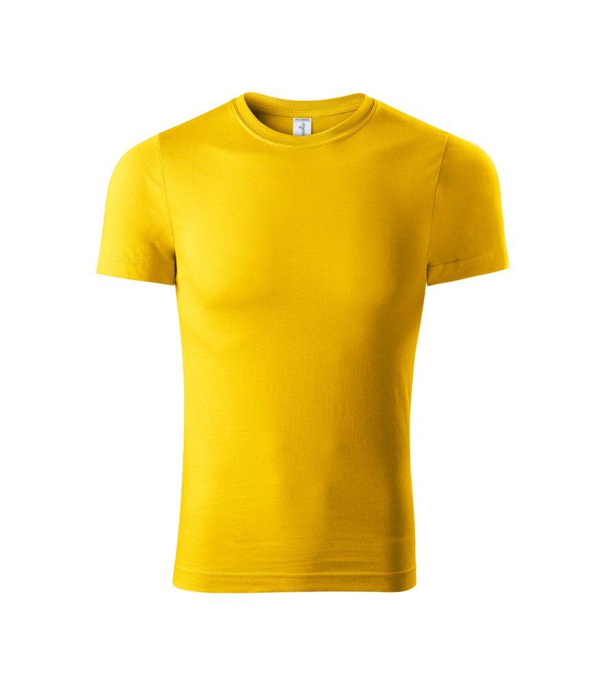 Adler Detské tričko Pelican - Žlutá | 110 cm (4 roky)
