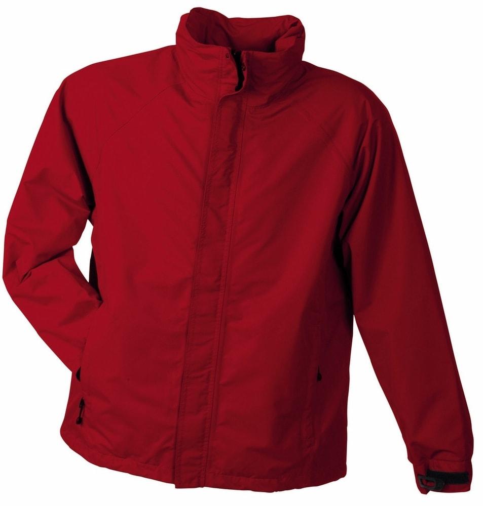 Pánská outdoorová bunda JN1010 - Červená | S