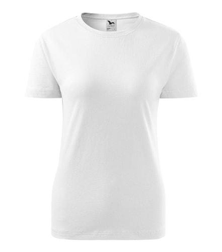 Adler Dámske tričko Basic - Bílá | M