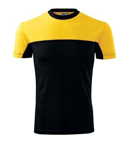 Adler Tričko Colormix - Žlutá | XXL