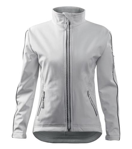 Adler Dámska bunda Softshell Jacket - Bílá | L