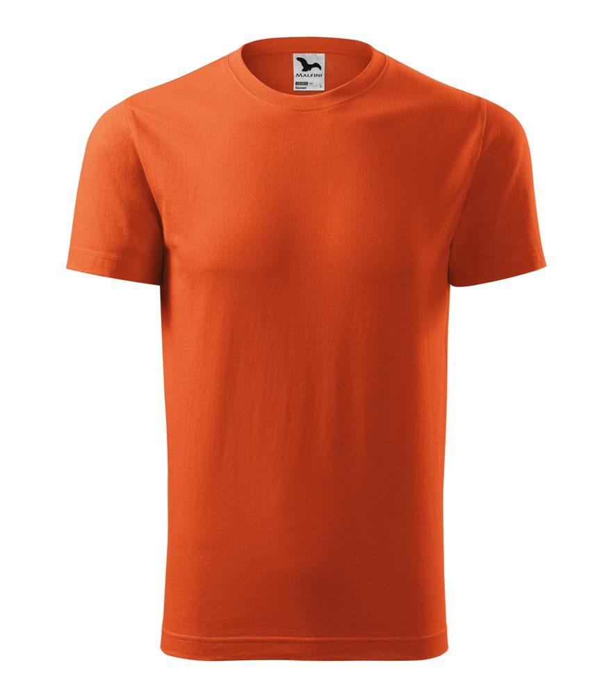 Adler Tričko Element - Oranžová | XXXL