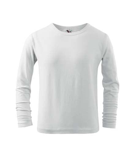 Adler Detské tričko s dlhým rukávom Long Sleeve - Bílá   158 cm (12 let)