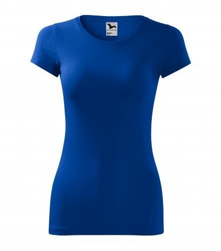 Dámské tričko Glance - Královská modrá | XS