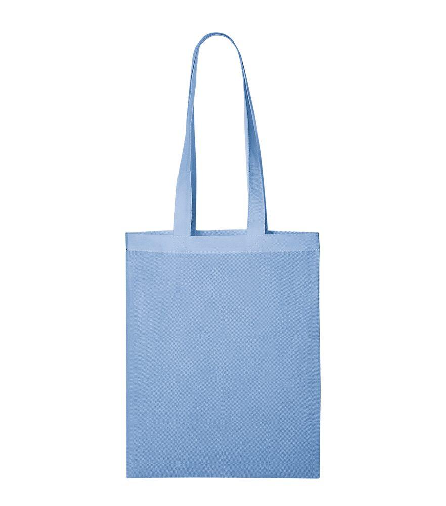 Adler Nákupní taška Bubble - Nebesky modrá | uni