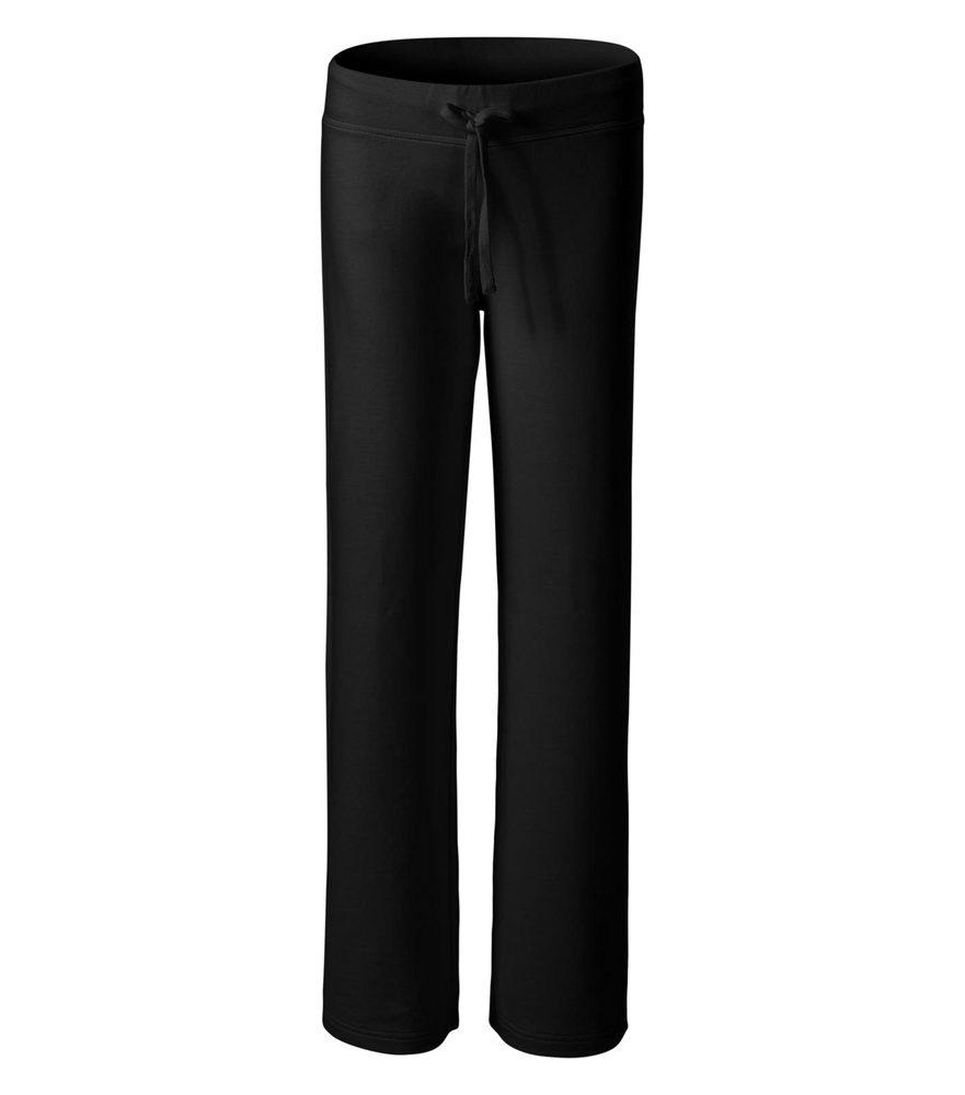 Adler (MALFINI) Dámske tepláky Comfort - Černá | L