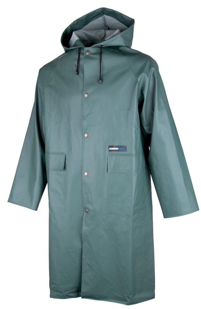 b6cac31878 Nepromokavý plášť s kapucí Ardon Aqua - Zelená