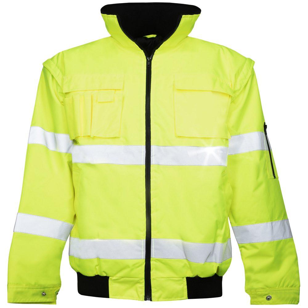 Ardon Nepremokavá reflexná bunda Howard reflex - Žlutá | XL