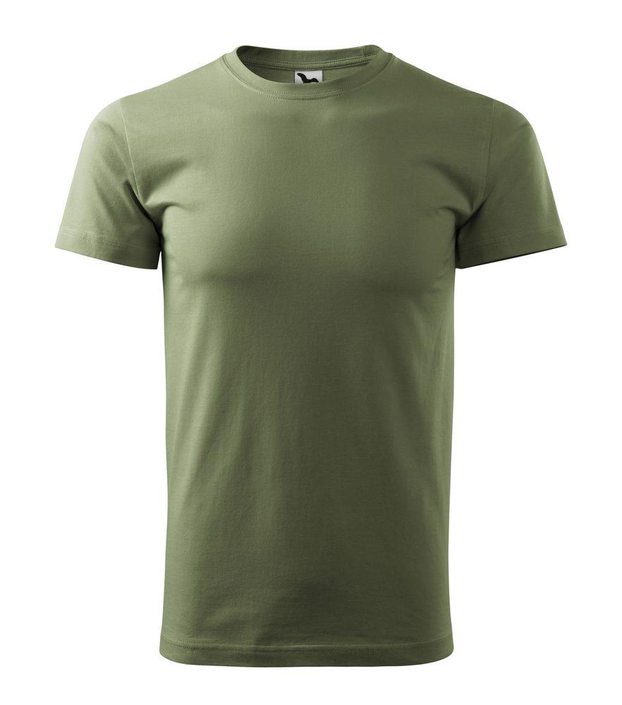 Adler Pánske tričko Basic - Khaki | XS