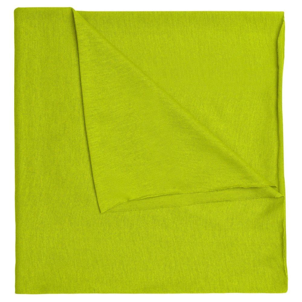 Myrtle Beach Multifunkční šátek MB6503 - Žlutozelená