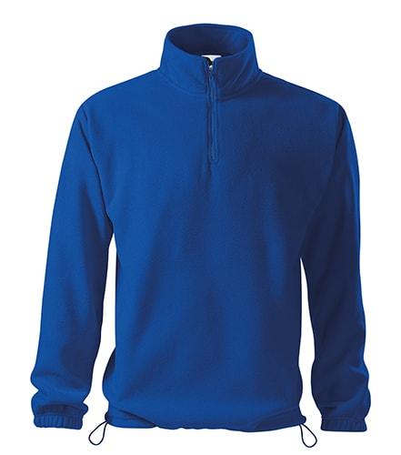 Pánská fleecová mikina Horizon - Královská modrá   XL