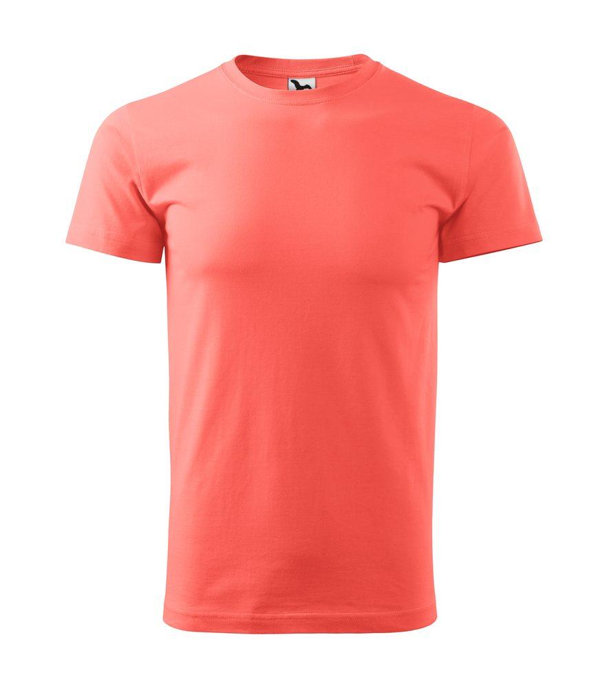 Adler Pánske tričko Basic - Korálová | XS