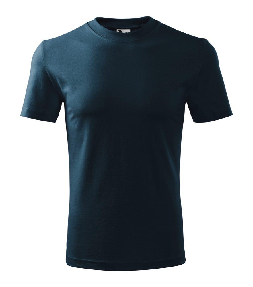 Adler Tričko Heavy - Námořní modrá | XXXL