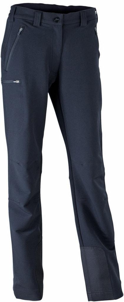 d2afecbae31e Dámske elastické outdoorové nohavice JN584 (Černá