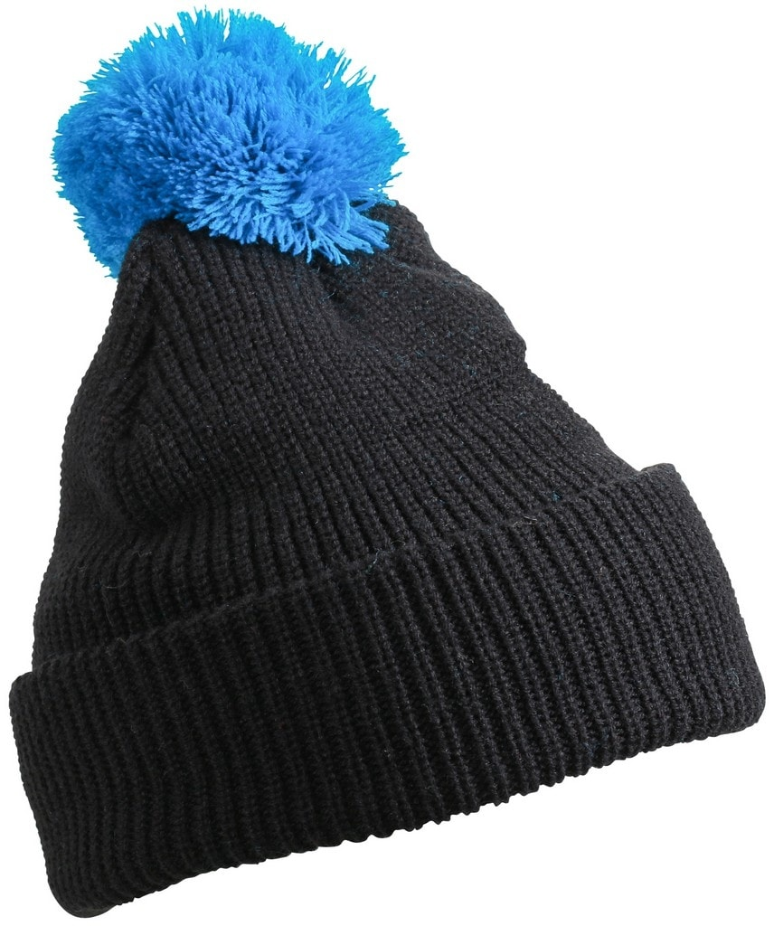 077b9decb Dámska zimná čiapka s brmbolcom v 8 farbách - DobrýTextil.sk