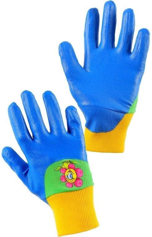 d01125f12879c Detské pracovné rukavice do záhrady - DobrýTextil.sk