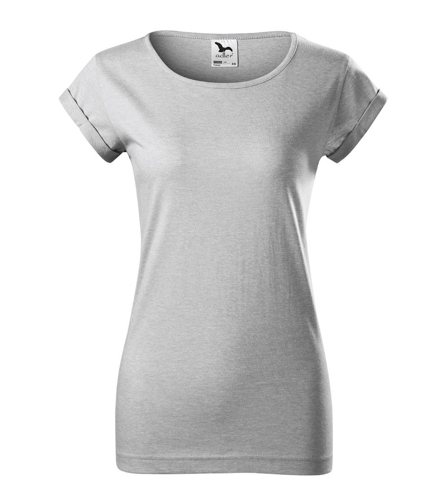 13427eb9771e Dámske tričko Fusion Adler v netradičnom prevedení - DobrýTextil.sk