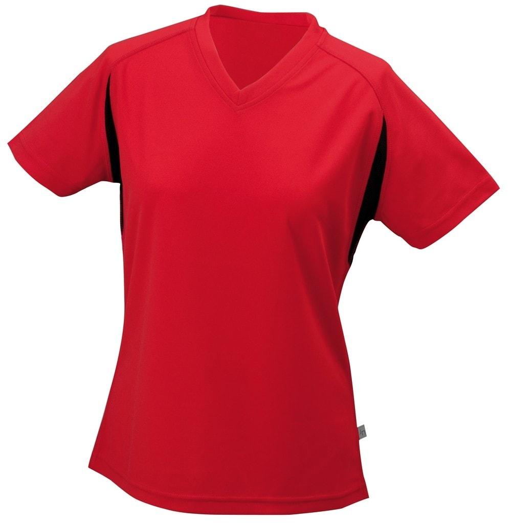 931a90252e176 Dámske tričko s krátkym rukávom   Dámske športové tričká ...