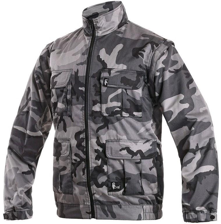 Férfi terepszínű dzseki 2v1 CXS VENATOR | Terepszínű ruhák