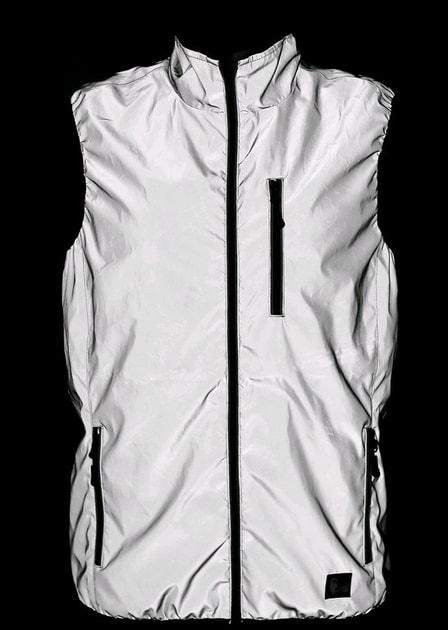 0a4379324137 Ľahká outdoorová vesta SHINE - DobrýTextil.sk
