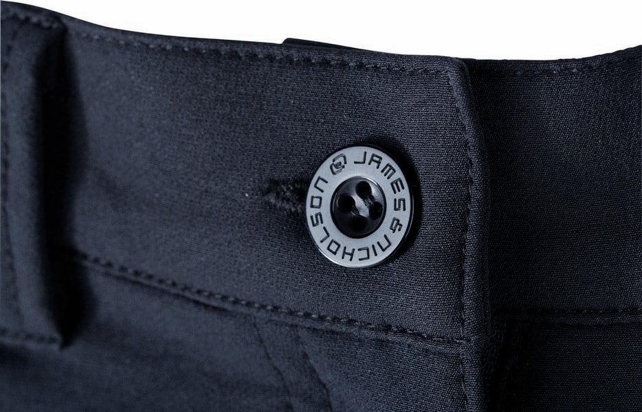 ba08f89112b6 Dámske elastické outdoorové nohavice JN584 Černá