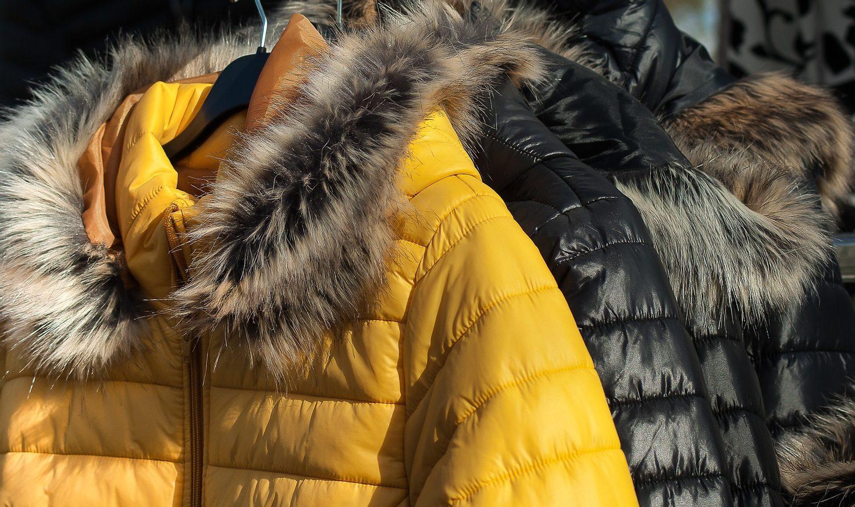 Jak prát péřové bundy, vesty a kabáty