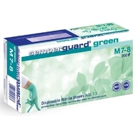 Nitrilové rukavice SEMPERGUARD GREEN