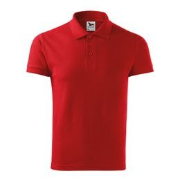 Tricou polo bărbați Cotton