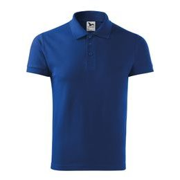 Tricou polo bărbati Cotton Heavy