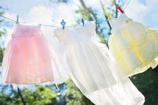 Hogyan kell mosni a poliészterből készült ruhákat