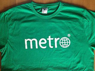 sítotisk metro
