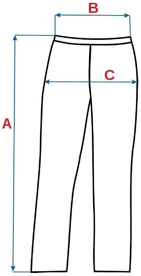 Montérkové kalhoty ORION TEODOR