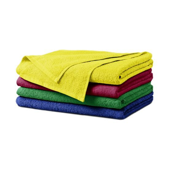 OSUŠKA BEZ BORDÚRY TERRY BATH TOWEL - OSUŠKY -