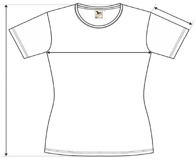 Dámské tričko Native