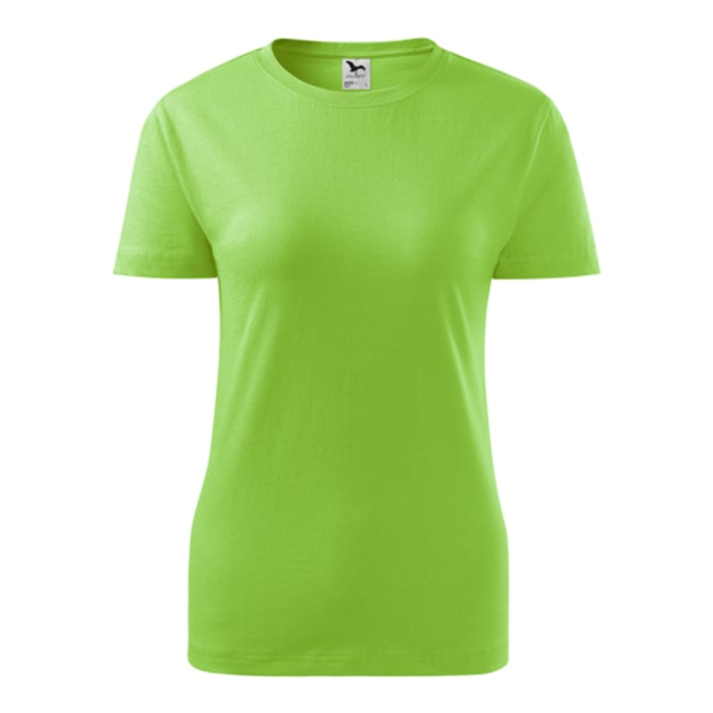 Basic Női póló (Apple green | XS)