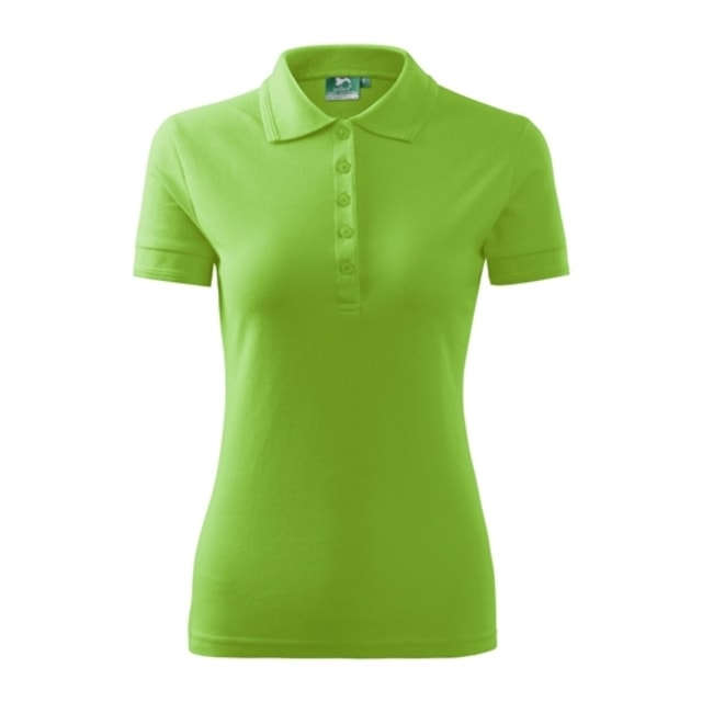 Dámská polokošile Pique Polo (Apple green | XS)