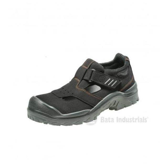 6e8c1d30a18a7 Pracovné sandále s oceľovou špičkou Baťa Act S1P - DobrýTextil.sk