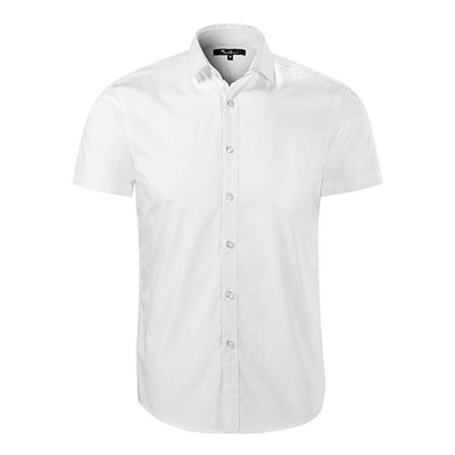 cab0e14f8ed1 Pánska košeľa s krátkym rukávom Flash - DobrýTextil.sk