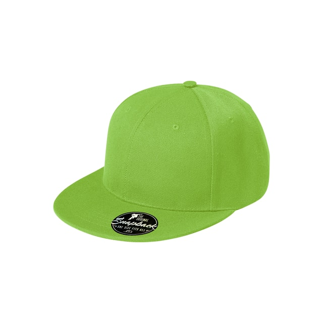 Šiltovka Rap 6P (Apple green | uni)