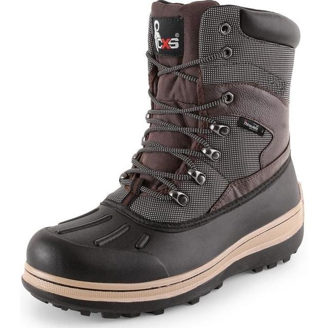 7d4f2bad3004f Pánske vysoké zimné topánky CXS - DobrýTextil.sk