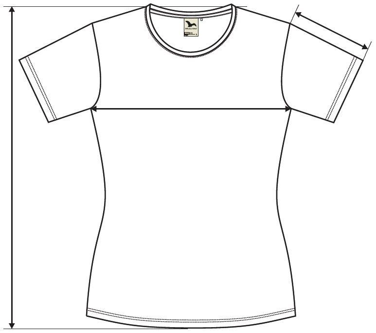 Dámské tričko Origin